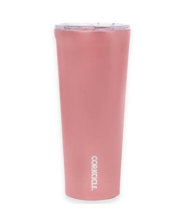 Corkcicle 24oz Rosé Metallic Tumbler
