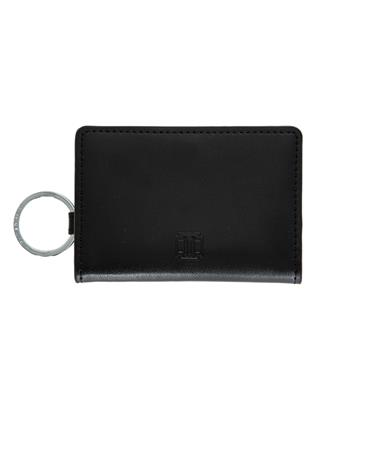 Ossential Back in Black ID Case - Front Back In Black