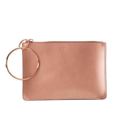 Big O Rose Gold Bracelet Bag