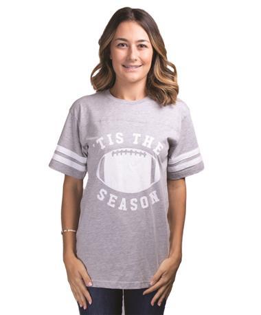 Charlie Southern Tis The Season Jersey Grey