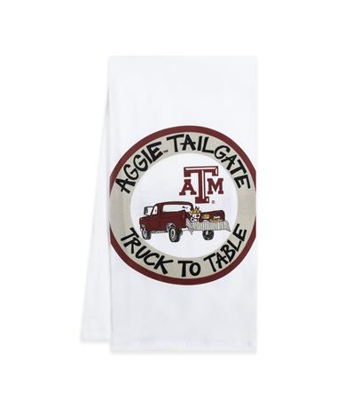 Texas A&M Truck Hand Towel