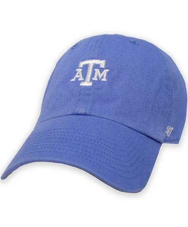 Texas A&M `47 Brand Block Base Runner Cap Oyster