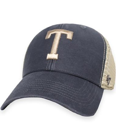 Texas A&M '47 Brand Block T Flagship MVP Cap