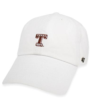 Texas A&M '47 Brand Vault T Centerfield Cap