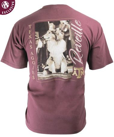 Miss Reveille Short Sleeve T-Shirt Vineyard