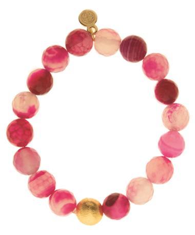 BuDhaGirl Pink Bianca Bracelet SEXY PINK