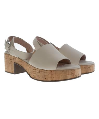 Calming Influence Shoe White Leather