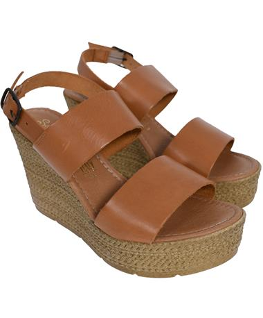 Seychelles Downtime Wedges - Angled Vacchelta