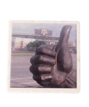 Gig 'Em Single Coaster