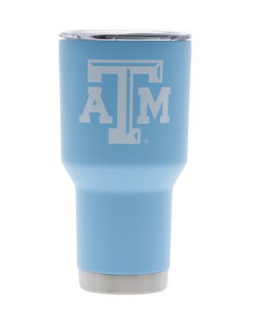 Texas A&M Seaside Blue Tumbler Seaside Blue