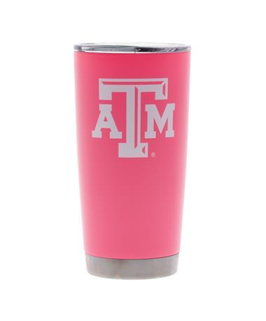 Texas A&M Pink Tumbler Pink