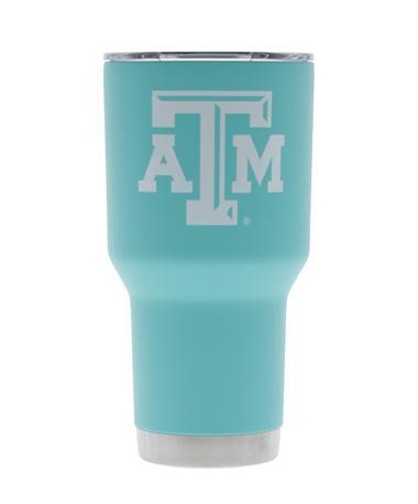Texas A&M Teal Tumbler Teal