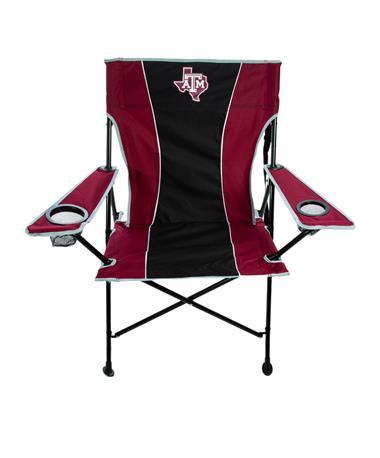 Texas A&M Aggie PreGame Chair - Chair Black