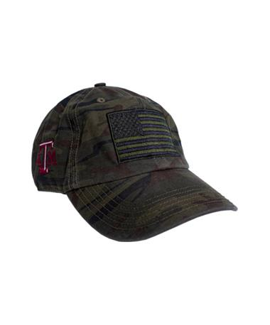 Texas A&M `47 Brand OHT Movement Cap - Front Camo