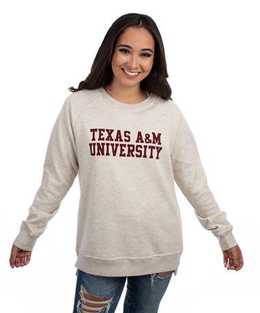 League Texas A&M Academy Crew Oatmeal
