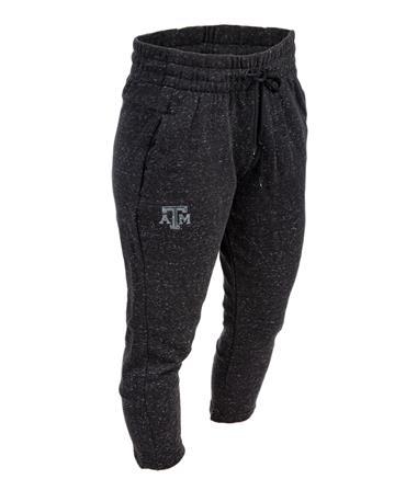 Adidas Texas A&M Women`s Street Pant - ATM Logo Black
