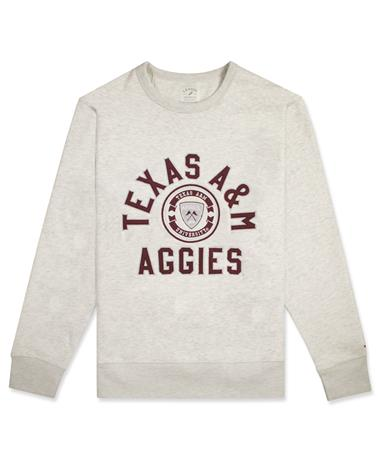 Texas A&M Aggies League Stadium Crew Oatmeal