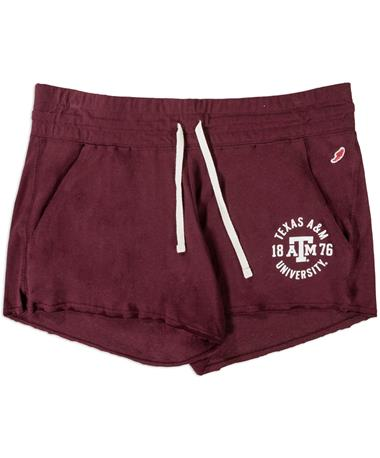 Texas A&M League Women's Clothesline Shorts