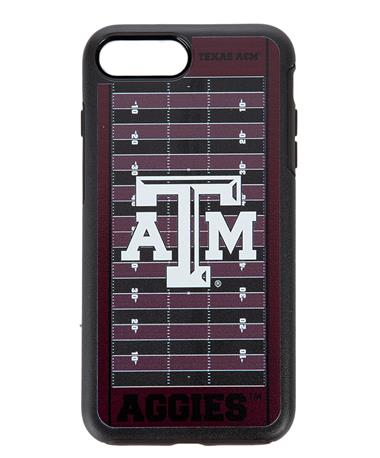 Texas A&M Football Field iPhone 7+/8+ Rugged Case Maroon