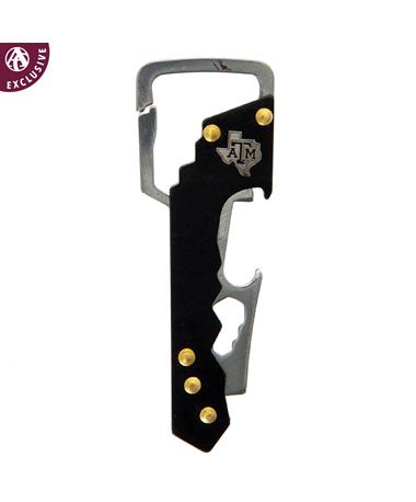 Texas A&M Multi-Function Bottle Cap Opener