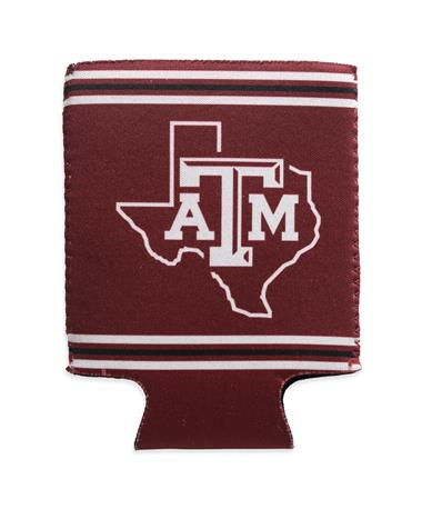 Texas A&M Aggie Lone Star Koozie