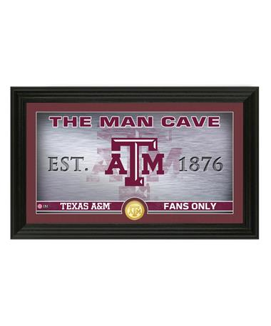 Texas A&M Fans Only Man Cave Frame Multi