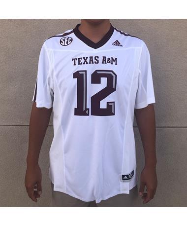Texas A&M Adidas Men