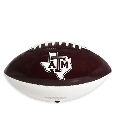Texas A&M Adidas Adiblitz Mini Football