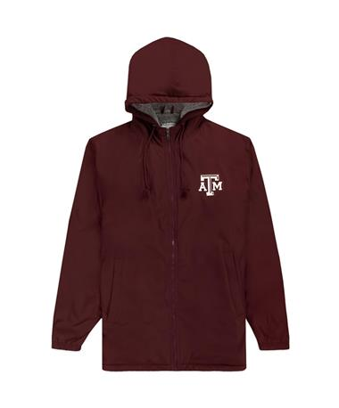 Texas A&M Champion Men's Ultimate Stadium Jacket