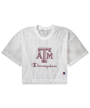 Texas A&M Champion Shimmel Mesh Jersey