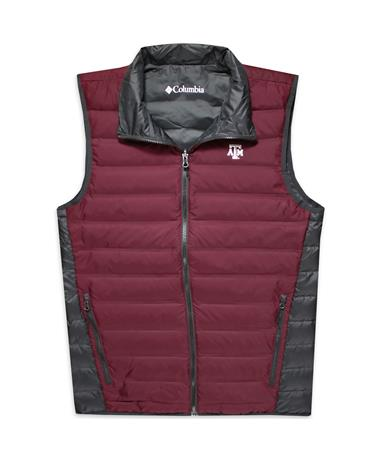 Texas A&M Columbia Lake 22 Reversible Vest