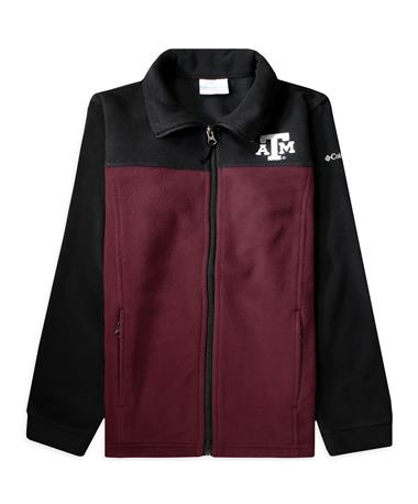 Texas A&M Columbia Flanker III Jacket