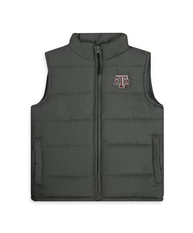 Texas A&M Toddler Craig Quilted Vest