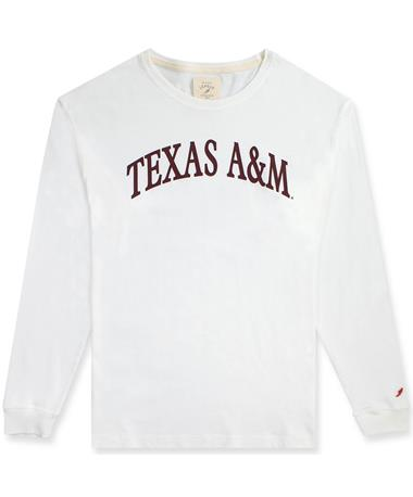 Texas A&M League Clothesline Cotton Long Sleeve