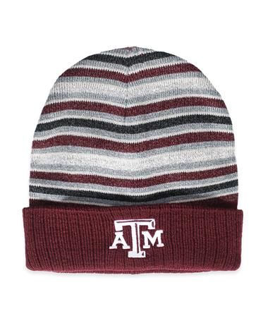 Texas A&M MCGOAT Knit-Front Maroon/ White