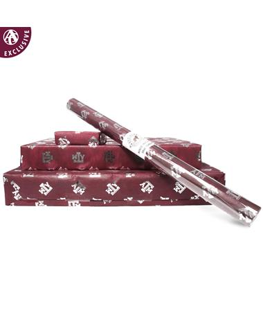 Texas A&M Aggie Wrapping Paper