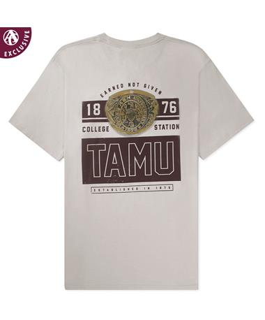 Texas A&M Aggie Ring Earned Not Given T-Shirt
