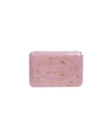Pré de Provence Soap - Rose Petal - Front Multi
