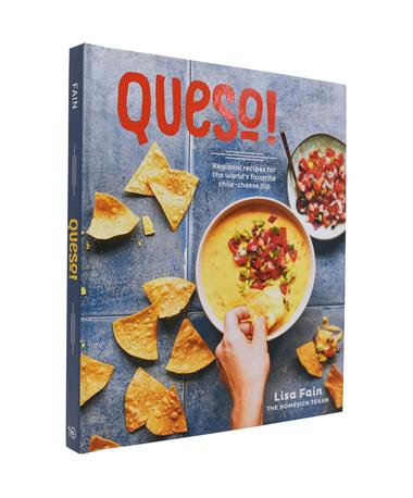 Queso! Recipe Book - Front N/A