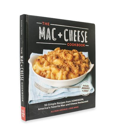 The Mac + Cheese Cookbook - Front N/A