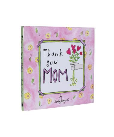 Thank You Mom Book - Front N/A