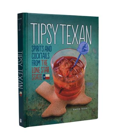 Tipsy Texan Recipe Book - Front N/A