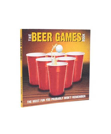 The Beer Games Book - Front N/A