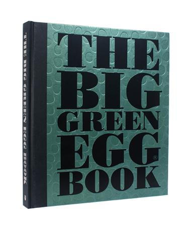 The Big Green Egg Cookbook - Front N/A