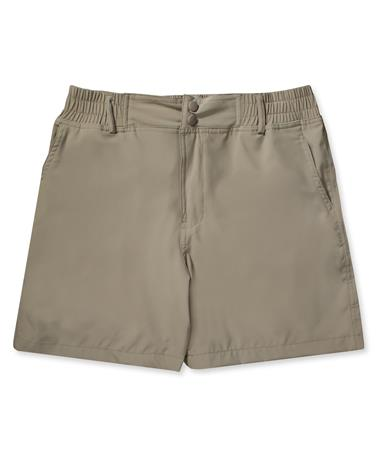 DUCK MARSH POCKET SHORTS Cobblestone Khaki