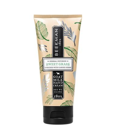 Sweet Grass Goat Milk Hand Cream multi