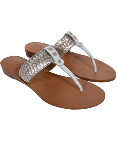 Jack Rogers Tinsley Demi Wedge Sandals