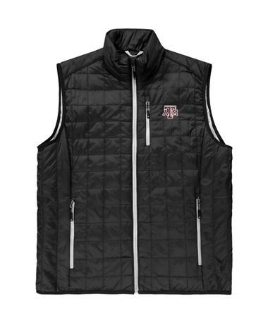Texas A&M Cutter & Buck Rainier WeatherTec Vest