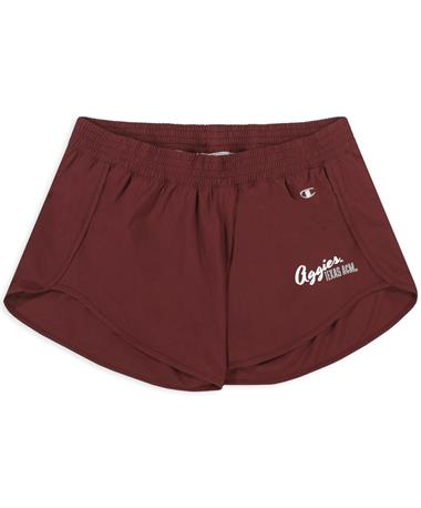 Texas A&M Champion Women's Team Shorts