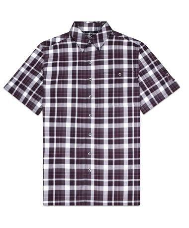 Texas A&M GameGuard Maroon Plaid Classic Cotton Shirt
